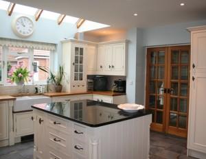 Martin Bruno kitchen extension